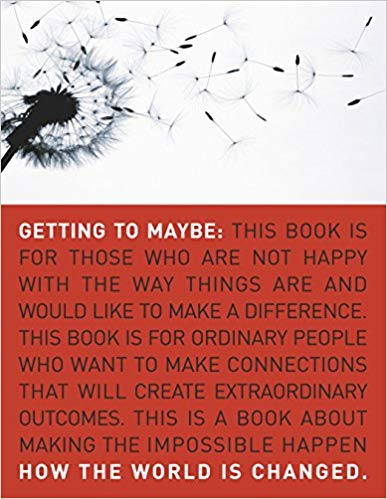 Getting to Maybe - book review